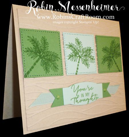 I Do Keep Some Retired Stampin' Up! Sets!