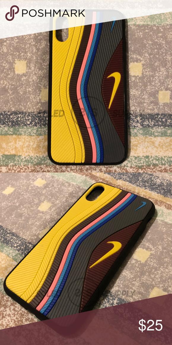 new style 299b0 47b24 Air Max 97 Sean Wotherspoon iPhone Case X XS Max Air Max 97 Sean ...