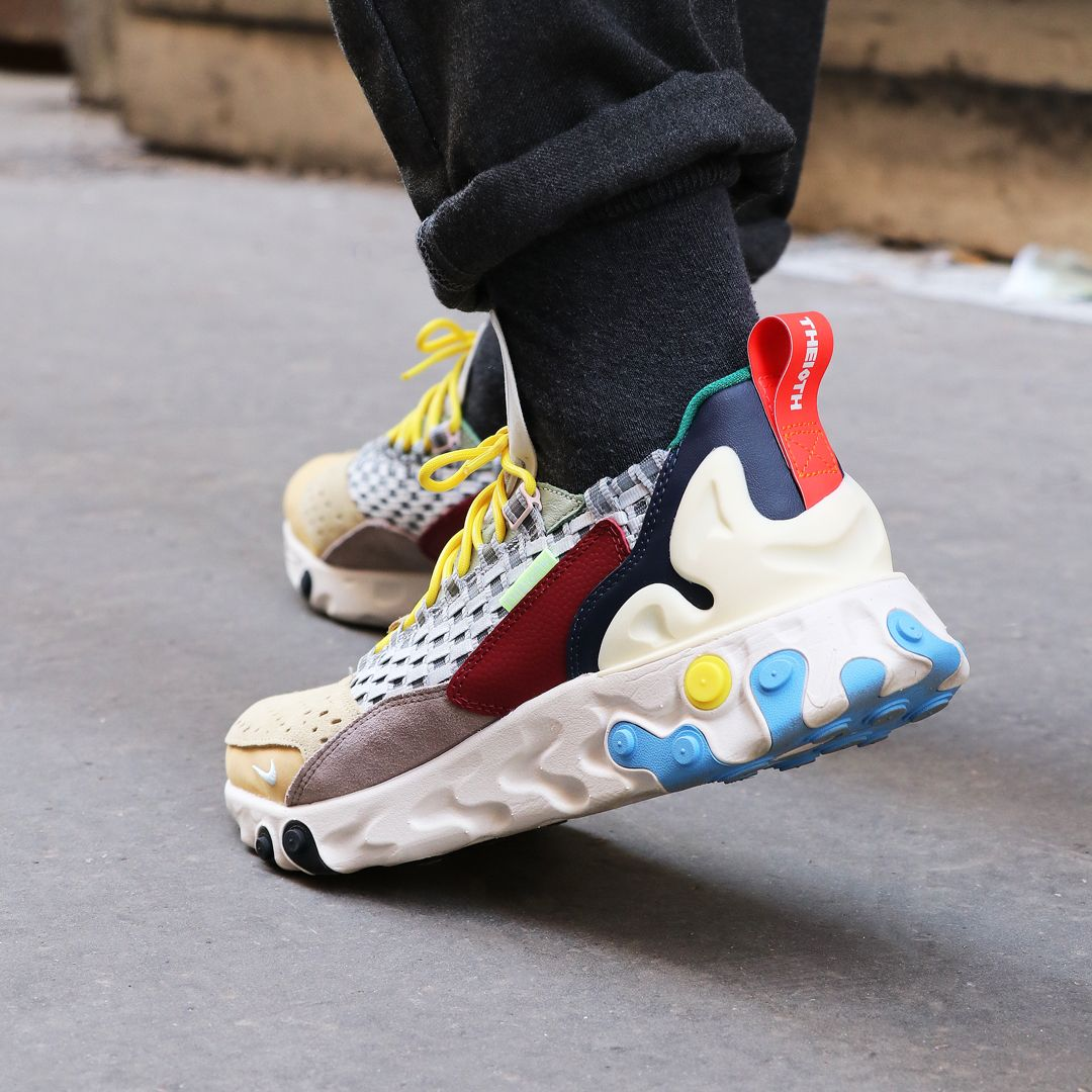 nike react sertu chaussure de course homme