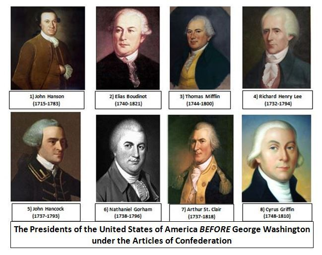 Meet the First Presidents of the United States. These men served ...