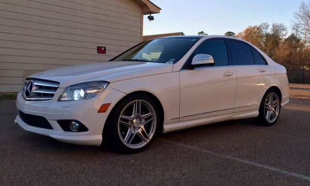 2008 Mercedes Benz C Class C350 Sport 13 890 Mercedes Benz