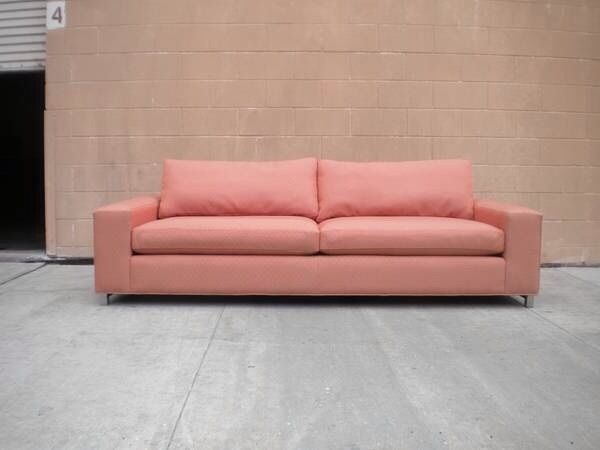 Mid century modern living room sofa. Low profile. Clean lines #Clays ...