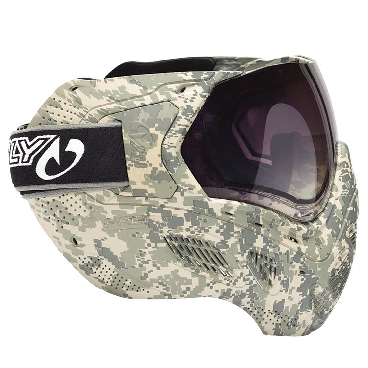Sly Paintball Mask Profit Series - ACU My Hobby Pinterest - profit & loss template free