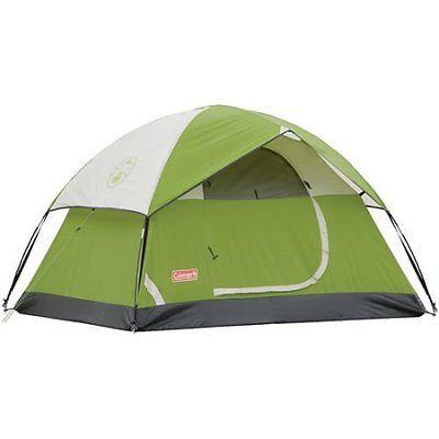 Coleman Sundome 2 Person Dome Tent Fastest Shipper On Ebay  sc 1 st  Pinterest & Coleman Sundome 2 Person Dome Tent Fastest Shipper On Ebay ...