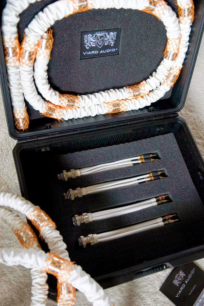 Viard Audio Platinum HD cables
