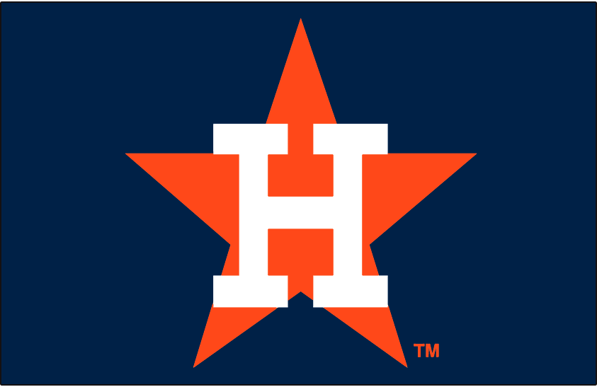 Houston Astros Cap Logo Astros Cap Sports Activities For Kids Logos