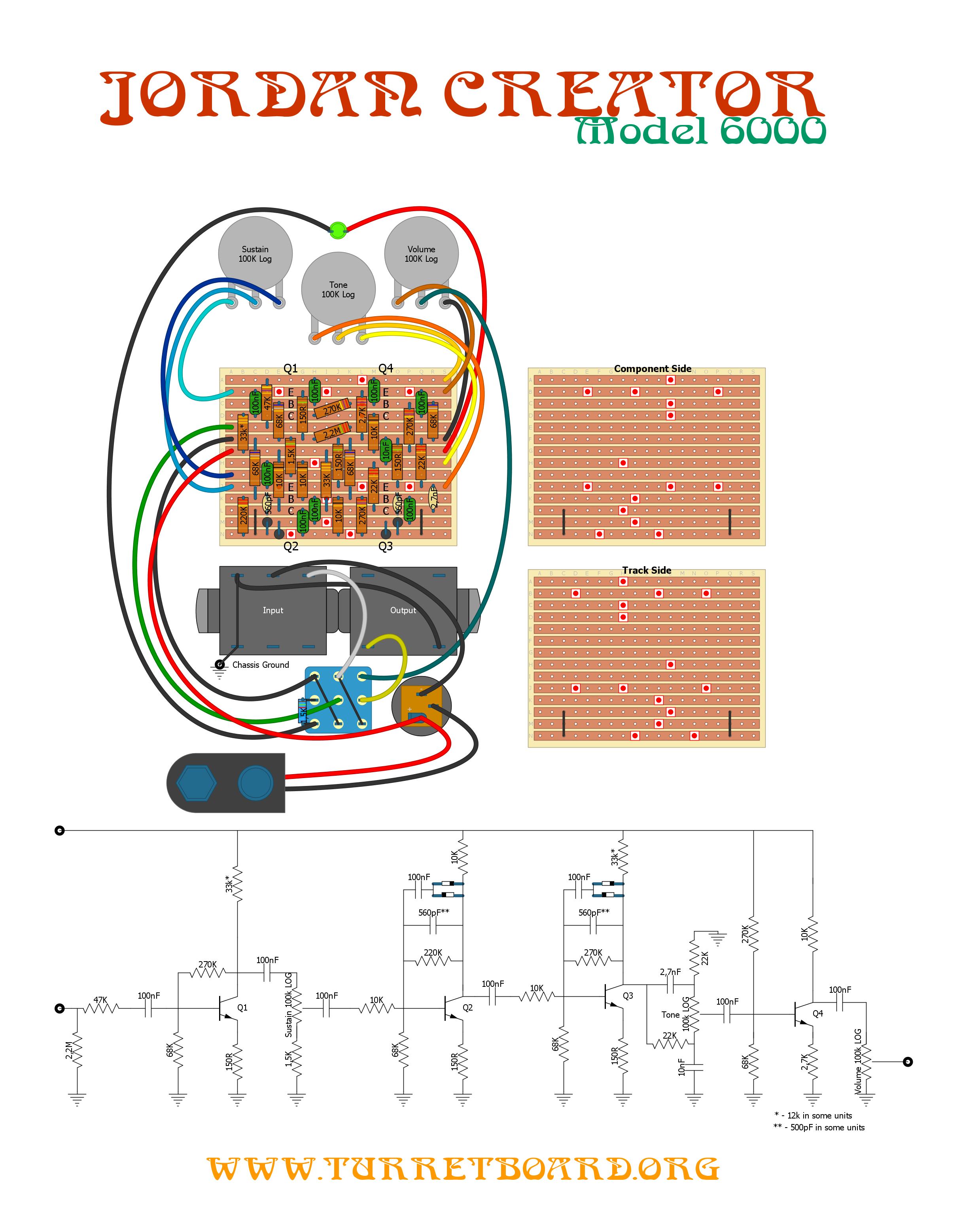 jordan creator archery equipment pedal electronics projects circuit the creator jordans [ 2478 x 3068 Pixel ]