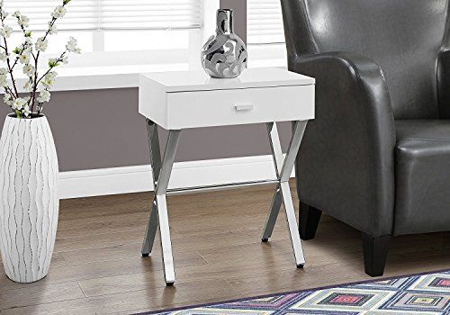 Indoor Multi-function Accent table Study Computer Desk Bedroom