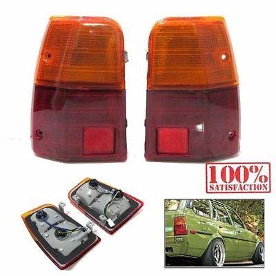 Toyota Corolla Wagon 1300 Gl E70 Ke70 Te71 Rear Body Tail Lamp Lights 1985 1987 Toyota Corolla Corolla Wagon Corolla