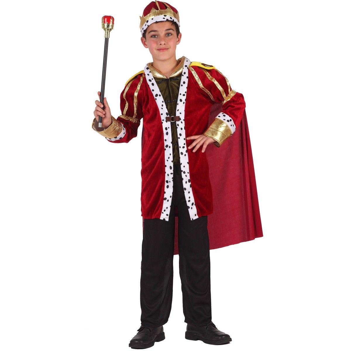 Disfraz de Rey Medieval infantil #disfraces #medieval #costumes  sc 1 st  Pinterest & Disfraz de Rey Medieval infantil #disfraces #medieval #costumes ...