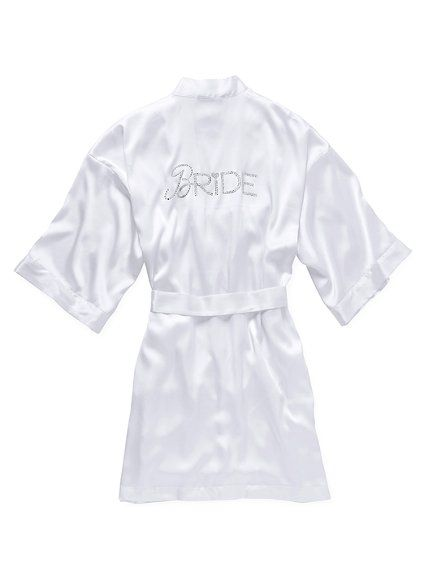 Bridal Robe - Sexy Little Things - Victoria's Secret