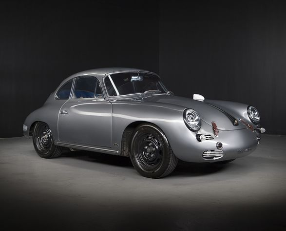 This very sexy 356 Outlaw is up for grabs! Offered for sale by Classic Driver, this immaculate 1965 Porsche 356 Outlaw is in pristine condition and has had over 65k spent on it over the last couple of years. A beautiful metallic silver finish gives t