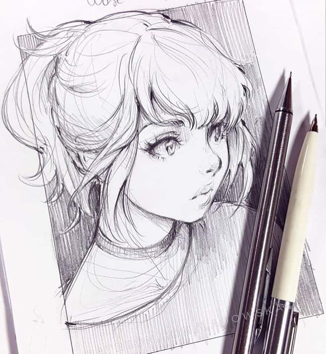 Amazing Artist Manga Dessin Draw Drawing Japon Japan Noir