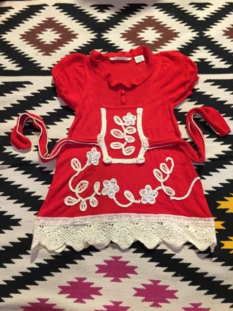 Check out this listing on Kidizen: Anthropologie Lia Molly Red Lace Dress  via @kidizen #shopkidizen