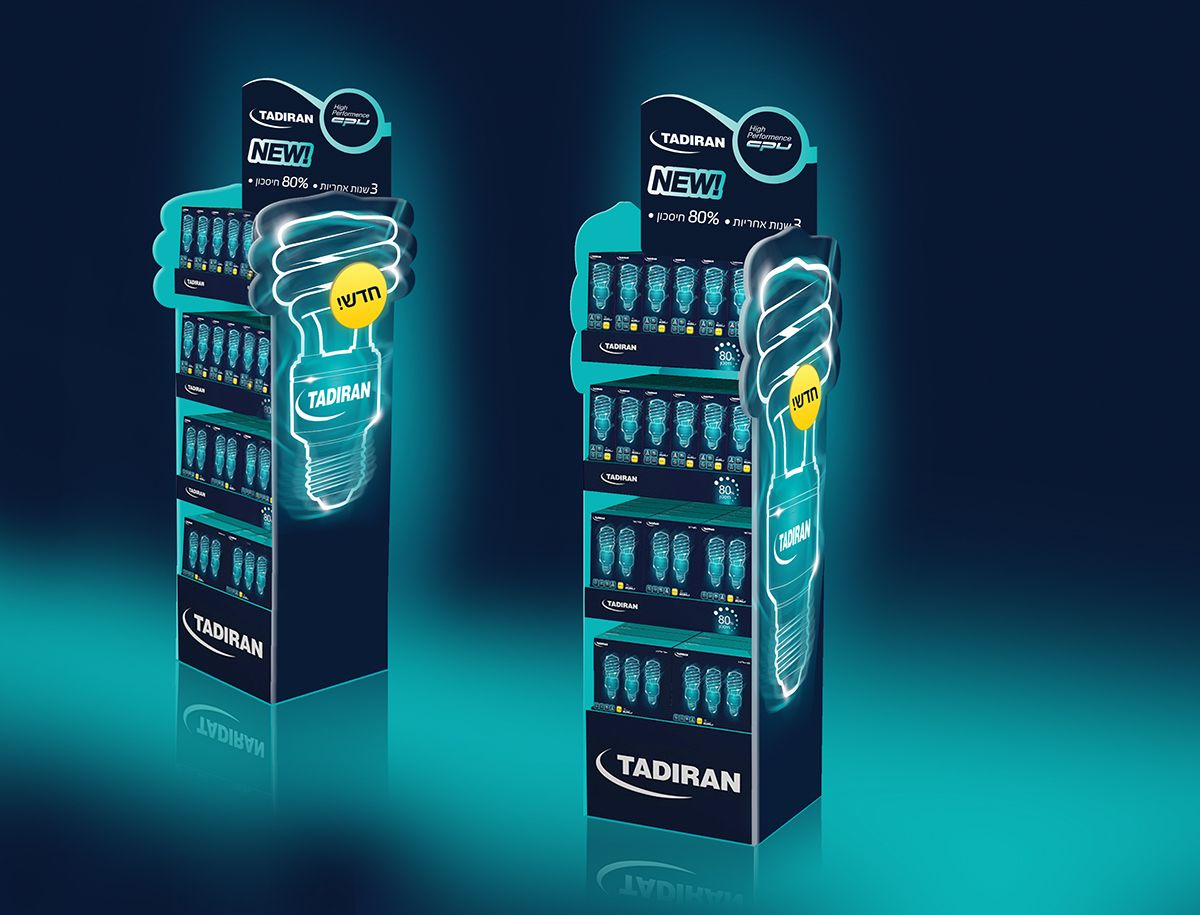 TADIRAN on Behance (With images) Electronics packaging