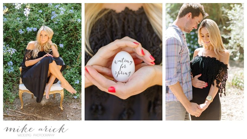 Pregnancy Baby Announcement Were expecting Mike Arick – First Baby Announcements