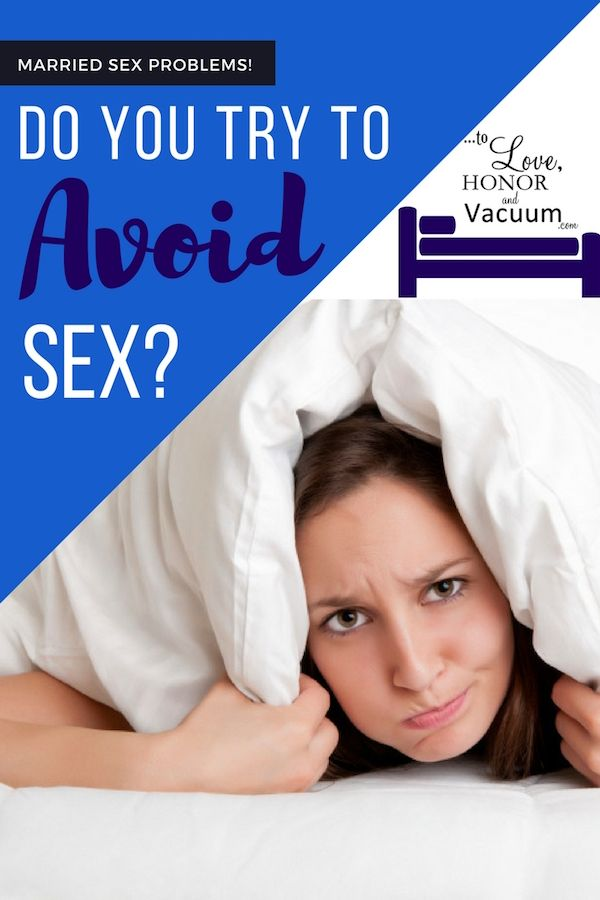 Sex help married