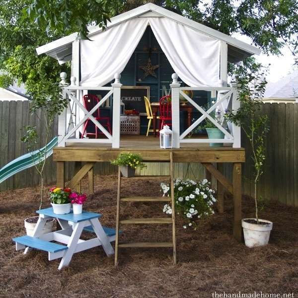 8 kids clubhouses you never want to outgrow