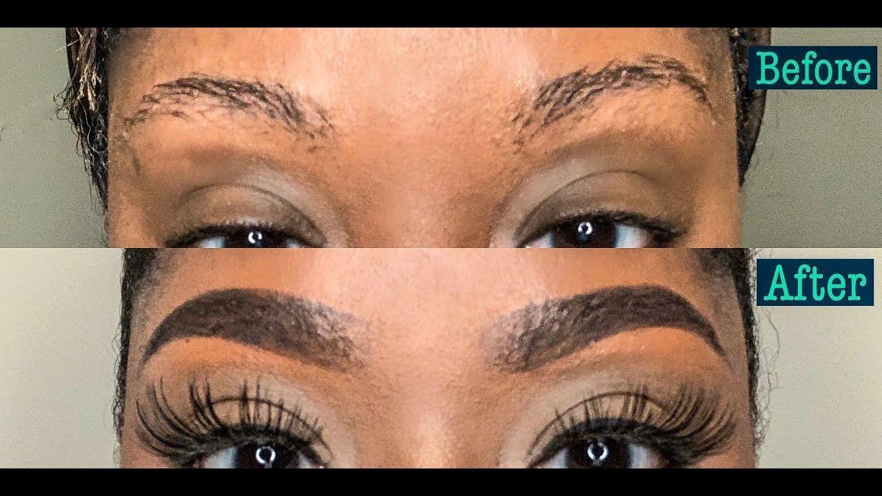Thin Eyebrows | Good Eyebrow Threading | Easiest Way To ...