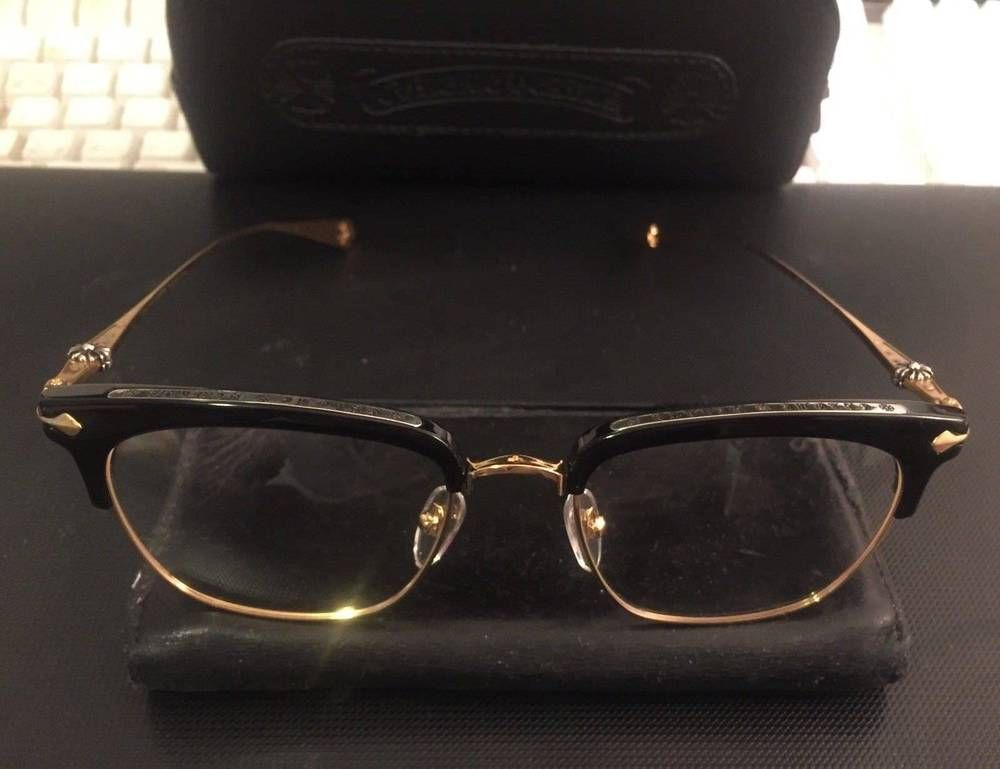Gold Chrome Frame Sunglasses Hearts Eyeglasses Glassesfashion 7f6gYby