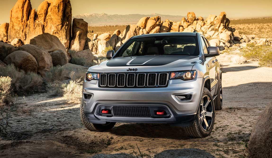 2017 Jeep Grand Cherokee Trailhawk Autos Deportivos Autos Carro Dibujo
