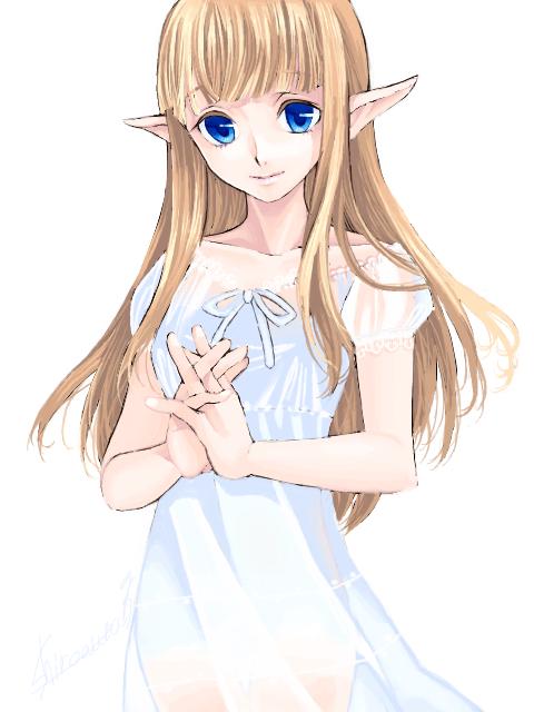 Cute casual Zelda