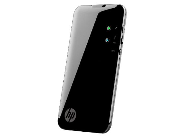 HP Pocket Playlist is a portable media server, with Netflix and Hulu PlayLater. HP, HP Pocket Playlist, CES2013, Streaming, Hulu, Netflix 0