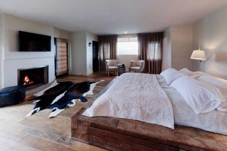 Cómo decorar una cama. 20 Fotos y consejos. | Mil Ideas de Decoración