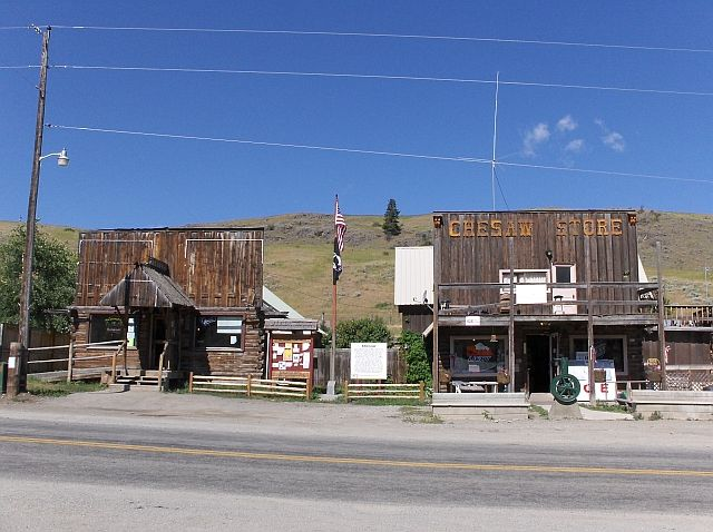 Chesaw Tavern And Store House Styles Places Ghost Towns