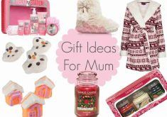 Christmas Gifts For Mum Ideas