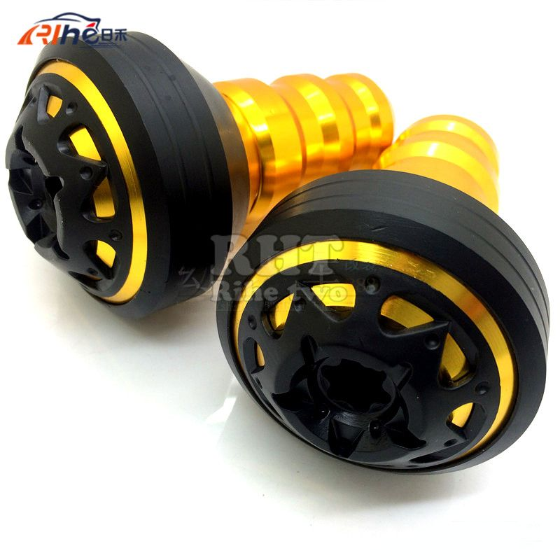 Motorcycle Accessories Frame Sliders Crash falling Protector for ktm ...