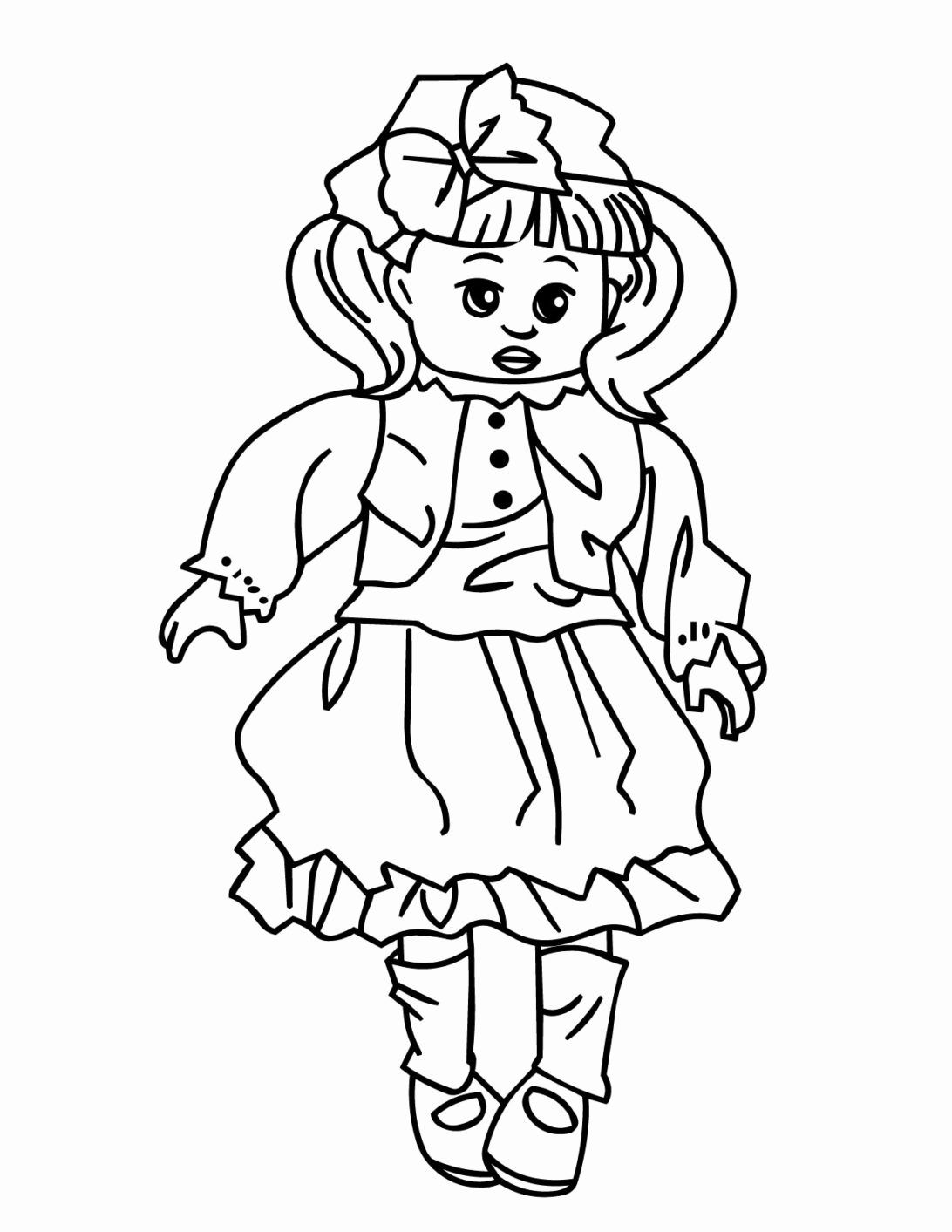 Coloring Pages For Girl Scouts Tweens Cute Adults Teenage