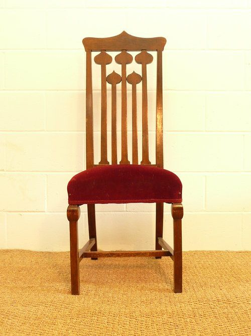 8 Glasgow Style Dining Chairs Chair Dining Chairs Mackintosh