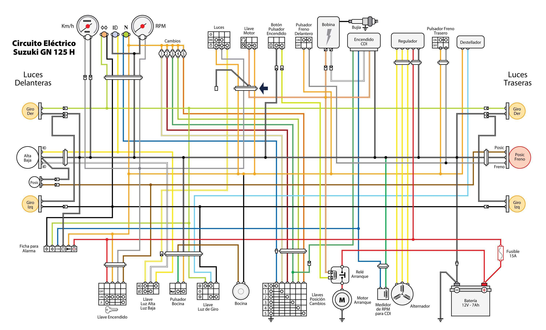 Sophisticated Suzuki Or50 Wiring Diagram Gmc Sonoma Fuel Pump Wiring ...