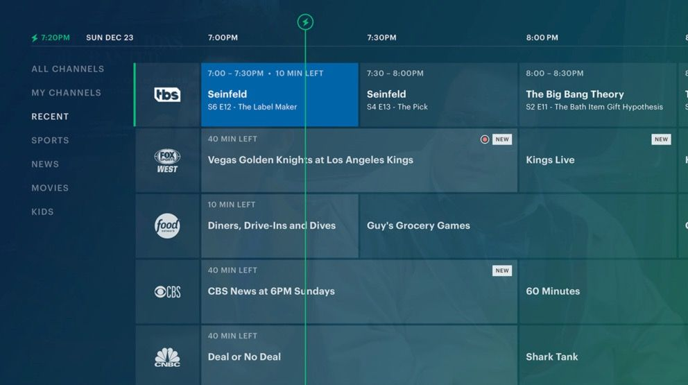 Can You Get Hallmark Channel On Hulu Hulu Live Tv Expands 14 Day Grid Guide To Fire Tv Xbox Nintendo Switch And Smart Tvs Live Tv Tv App Playstation Vue