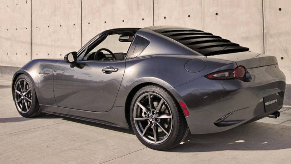 check out the mazda mx 5 miata rf rear window louvers. Black Bedroom Furniture Sets. Home Design Ideas