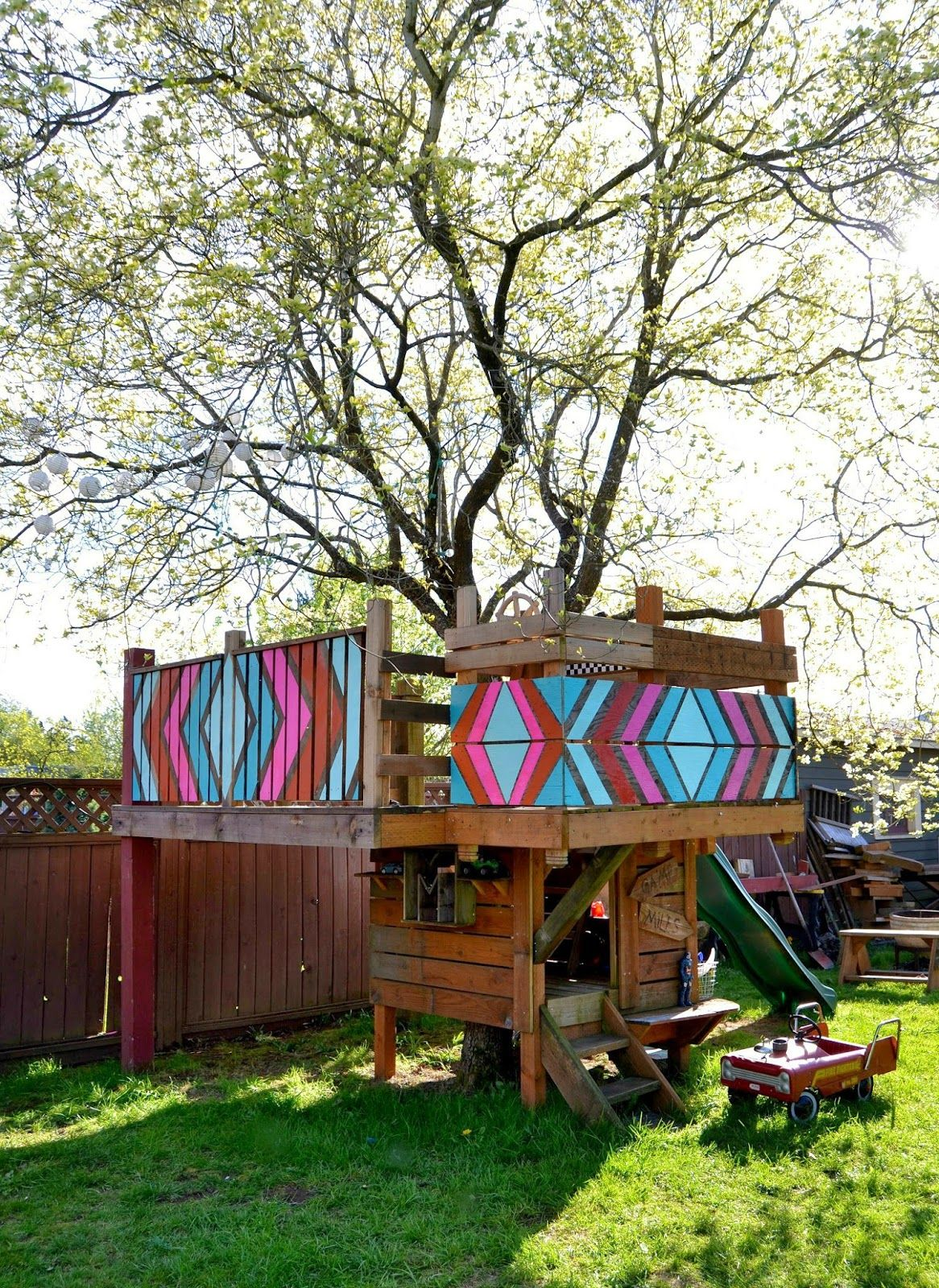 fun treehouse makeover camp wolf com little rooms