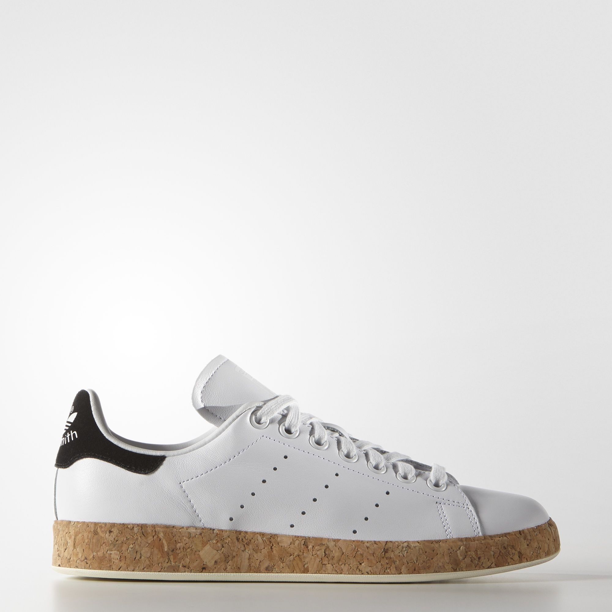 Adidas originals Chaussures Stan Smith Blanc Homme Adidas