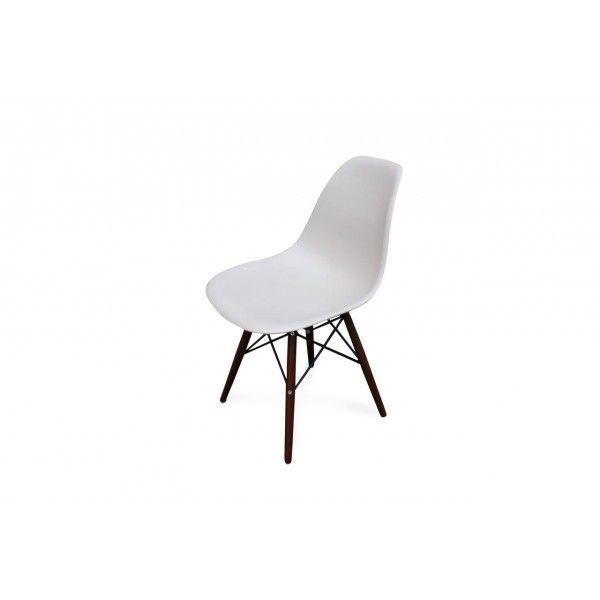 Groovy Eames Dsw Replica Eiffel Dining Chair Dark Wood Legs Pdpeps Interior Chair Design Pdpepsorg