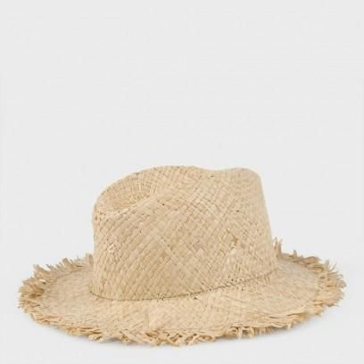Paul Smith Men's Hats   Roll Up Straw Hat