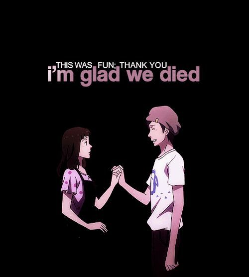 Death Parade || Shigeru and Takada || Gosh, this episode made me cry T_T  So sweet!