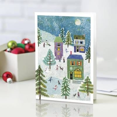 Unicef Market Unicef Holiday Cards Boxed Set Of 20 Making Memories