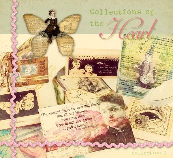 For Kim Klassen's 2B class; the I Collect Series