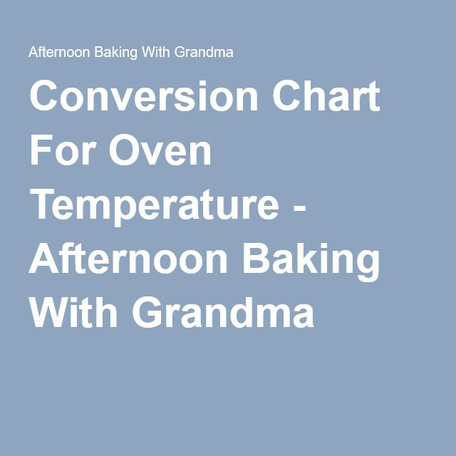 Temperature Conversion Chart Grab This Free Printable Kitchen