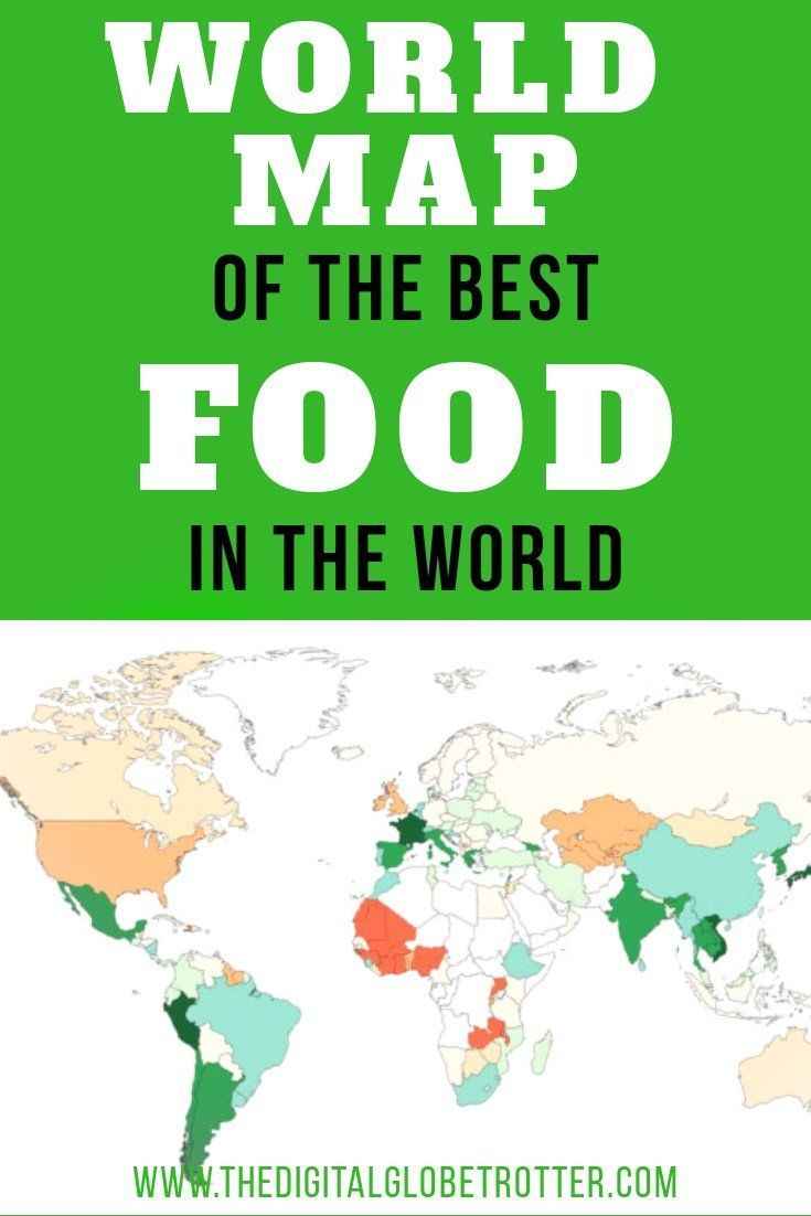 World map of the best food per country through the eyes of a man world map of the best food per country through the eyes of a man who visited them all gumiabroncs Images