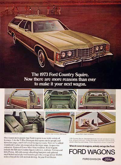 More Reasons Than Ever Station Wagon Ford Classic Cars Car