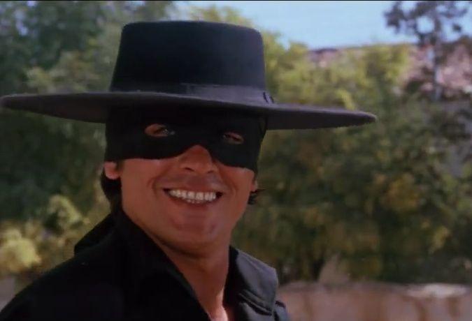Alain Delon As Zorro Alain Delon Zorro Handsome