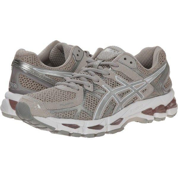 good white grey womens asics gel kayano 21 shoes 276d8 77813