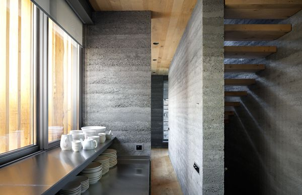 Redevelopment Of A Barn In Soglio By Ruinelli Associati Architetti HomeDSGN Daily Source For Inspiration And Fresh Ideas On Interior Design