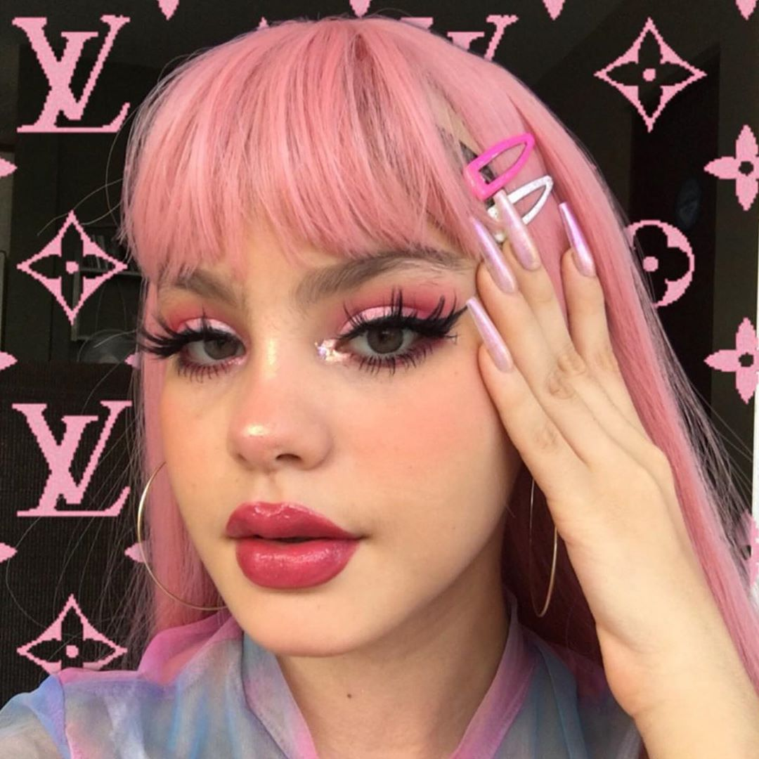 E Girl E Boy In 2020 Cute Makeup Makeup Looks Pink Makeup